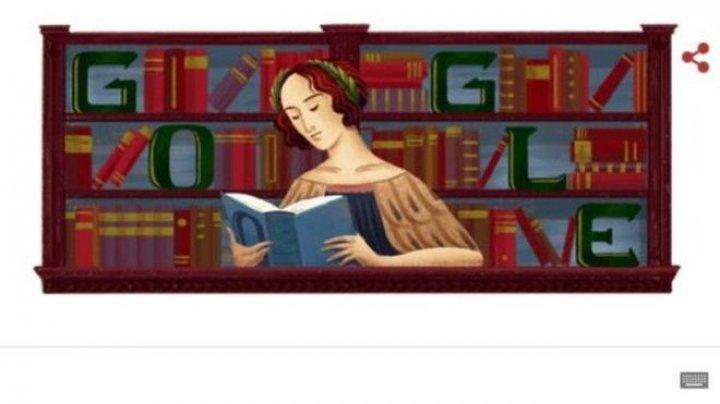 Google посвятил дудл первой в истории женщине с докторской степенью