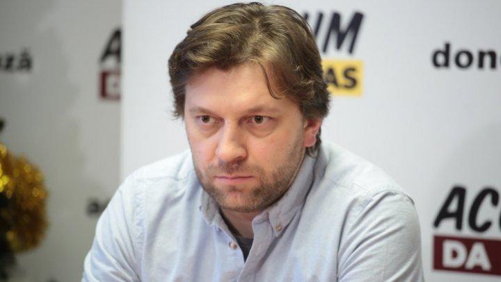 Дмитрий Алайба: Мы готовы к досрочным выборам столько раз, пока не получим правительство