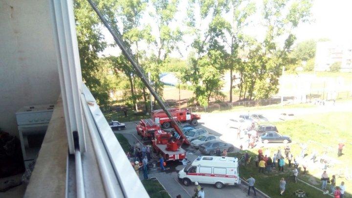 Четыре ребёнка погибли при пожаре на Урале