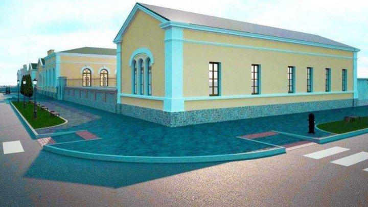 В исторической части Кишинева появится еще один район для прогулок