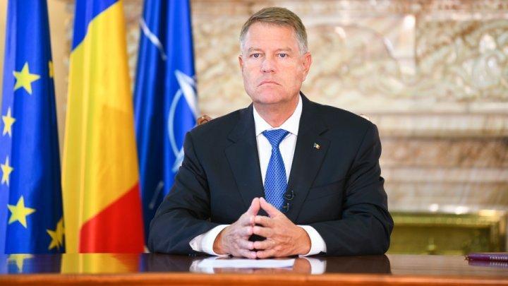 Клаус Йоханнис призывает политиков уважать демократию и верховенство закона
