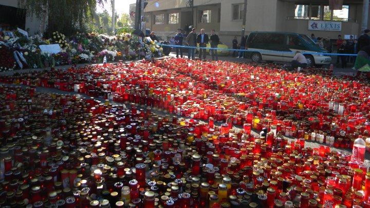 Отголоски трагедии в бухарестском клубе Colectiv