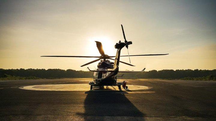 В Канаде разбился самодельный вертолет