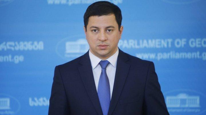 """Лидер правящей партии """"Грузинская мечта"""" стал спикером парламента Грузии"""
