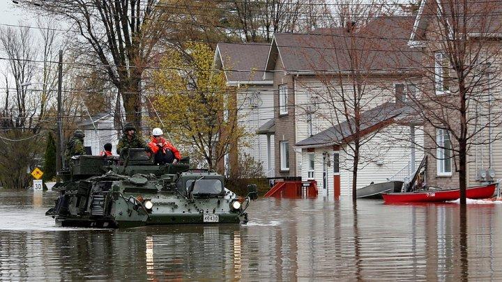 На востоке Китая из-за наводнений эвакуировали 45 тысяч человек