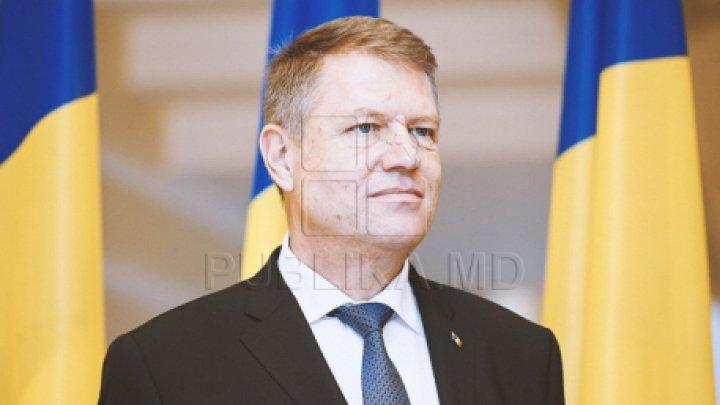 По распоряжению Клауса Йоханниса в Кишинев прибыла румынская делегация