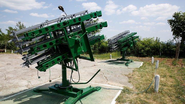 Молдове нечем бороться с градом: у профильной службы нет денег на противоградовые ракеты