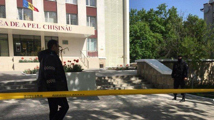 Очередная тревога в здании Апелляционной палаты: неизвестный сообщил о заложенной бомбе