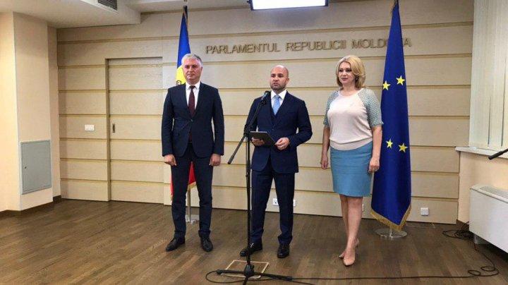 ДПМ встретились с ПСРМ: Мы обсуждали не функции, а приоритеты народа (видео)