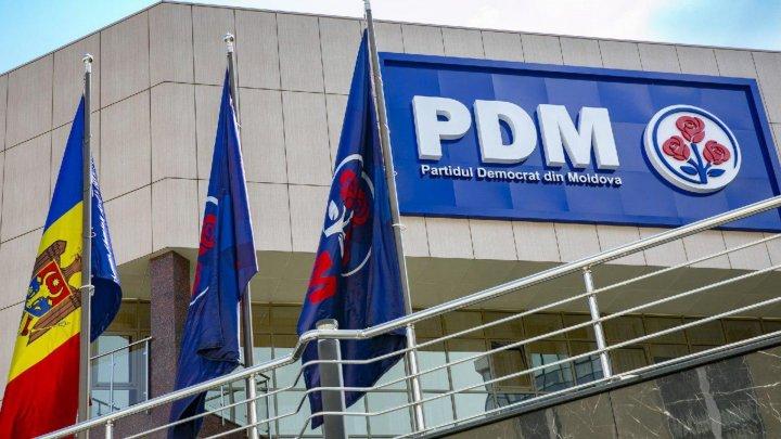 ДПМ обеспокоена заявлениями Додона, в которых он признается, что является агентом русских