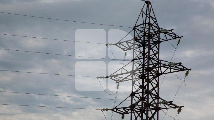 """""""Молдэлектрика"""" сообщила о необычном увеличении импорта электроэнергии из Украины"""