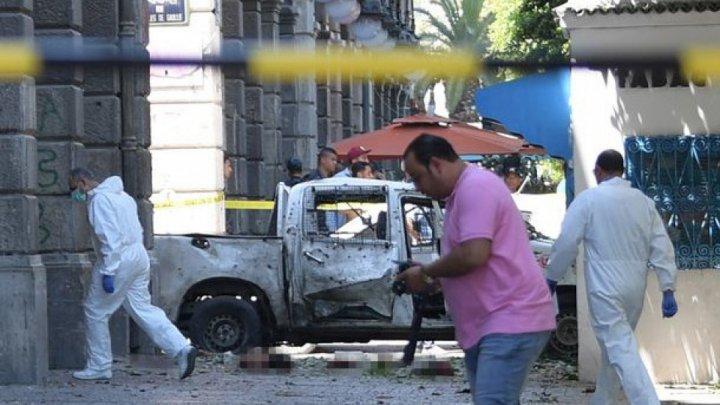 Два взрыва произошли в столице Туниса