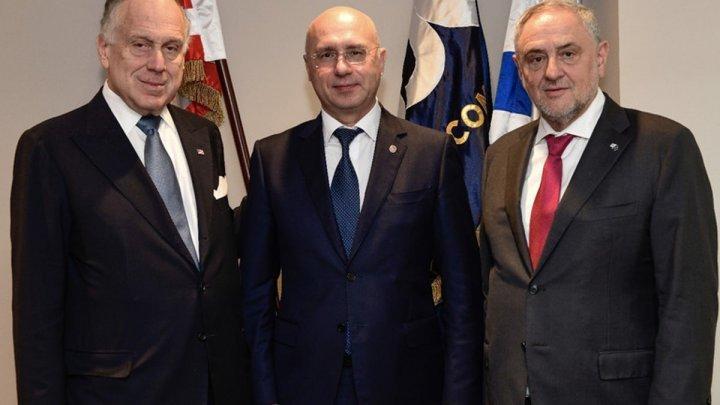 Правительство Молдовы одобрило перенос посольства страны из Тель-Авива в Иерусалим