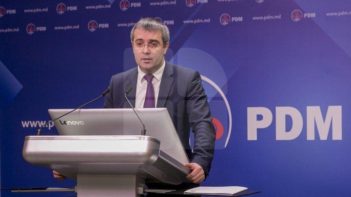 Сергей Сырбу: Альянс ПСРМ-ACUM не заботится о желаниях граждан