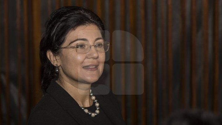 Сильвия Раду: Я желаю, чтобы наша страна процветала на пути к правовому государству