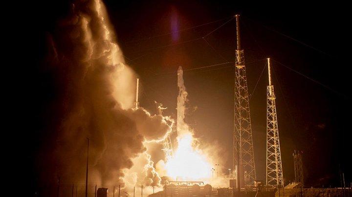 SpaceX сообщила о потере трех спутников Starlink