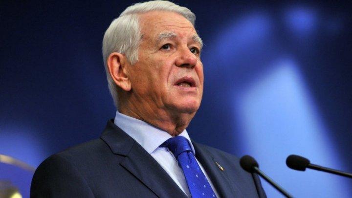 Министр иностранных дел Румынии: Нет никаких проблем в проведении досрочных выборов 6 сентября