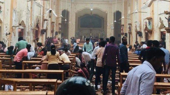 Интерпол сообщил о поимке пяти подозреваемых в терактах на Шри-Ланке