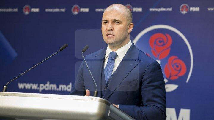 Владимир Чеботарь: Коалиция ПСРМ-ACUM не рада, что у них есть оппозиция в парламенте