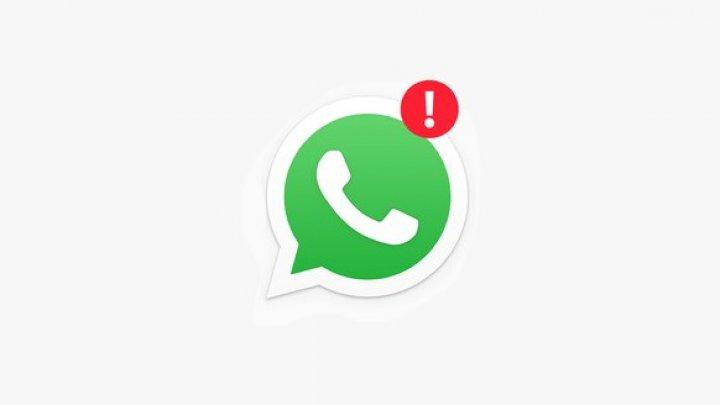 Работа WhatsApp восстановлена после сбоя