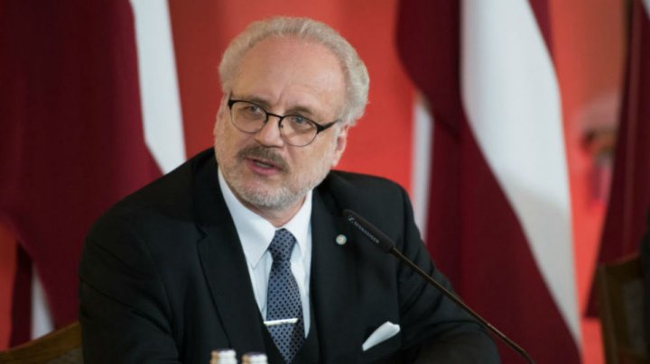 В Латвии состоится инаугурация нового президента республики