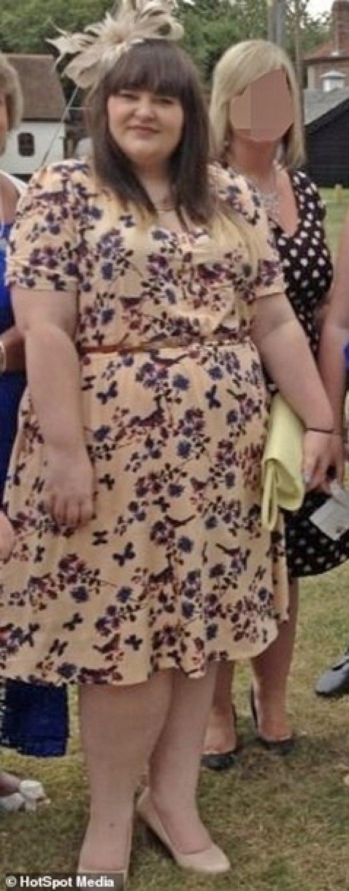 Мать вдохновила дочь похудеть на 60 кг