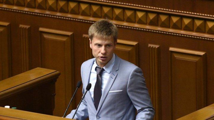 Народный депутат Украины от фракции БПП Алексей Гончаренко выступил с пламенной речью в ПАСЕ