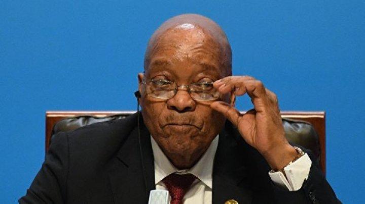 Экс-президент ЮАР продолжит сотрудничество с антикоррупционной комиссией