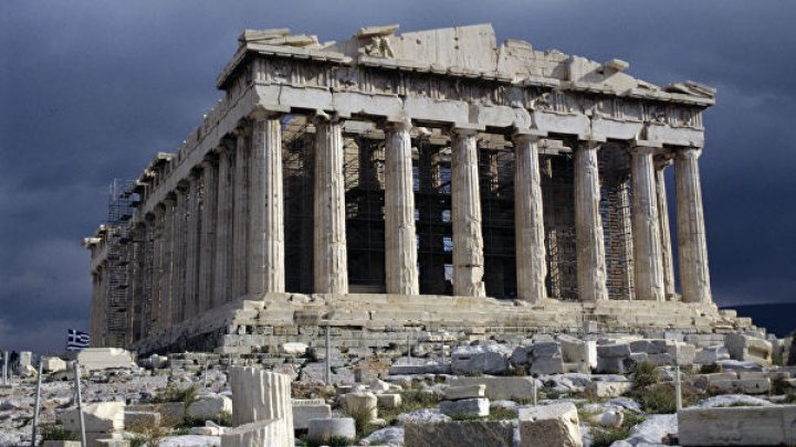 Акрополь в Афинах закроют для туристов из-за жары