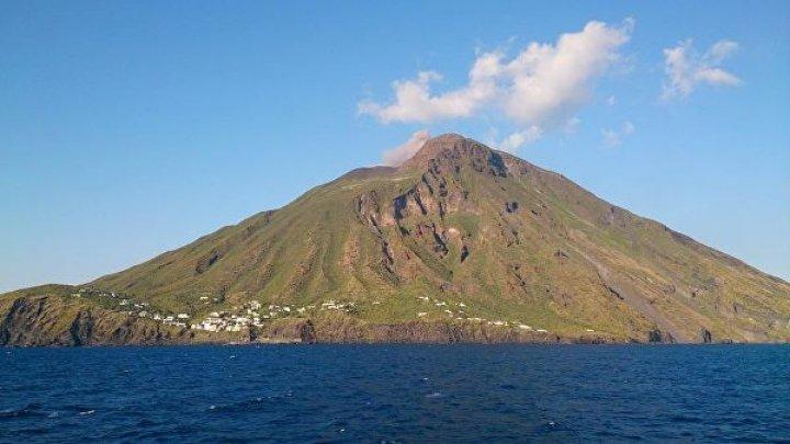 В Италии при извержении вулкана погиб турист