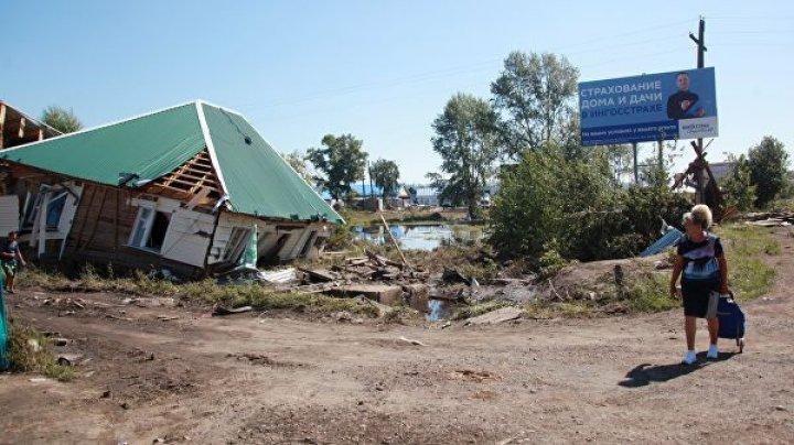Число жертв паводка в Иркутской области возросло до 24 человек