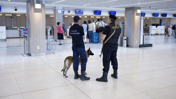 Молодой парень нелегально проник в Молдову: разбил окно в аэропорту и ушел в неизвестном направлении