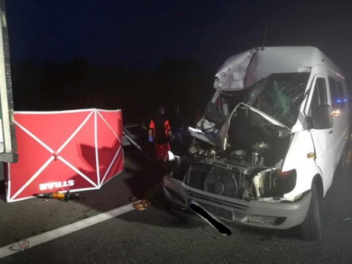 ДТП в Польше: один человек погиб, пятеро получили травмы