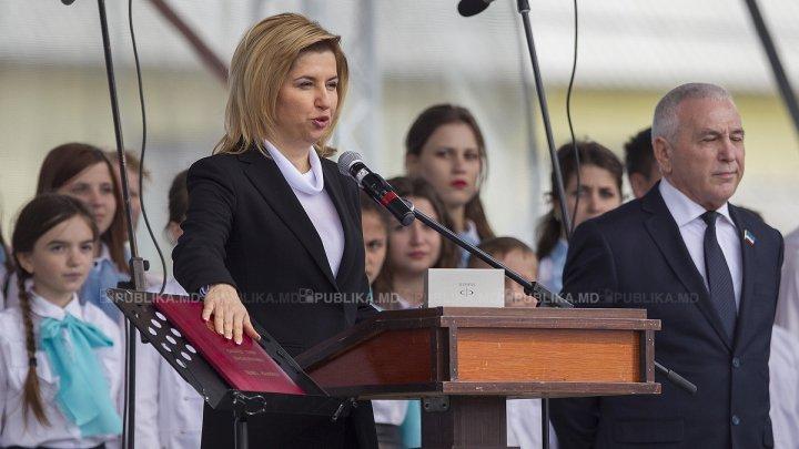 Башкан Гагаузии Ирина Влах признает, что церемония ее инаугурации стоила дорого