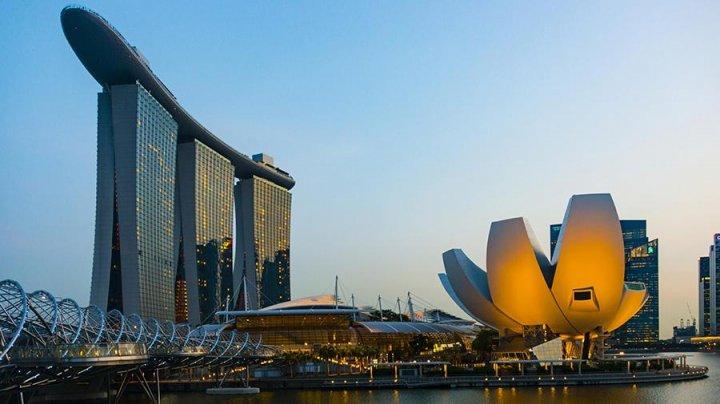 Сингапур назван лучшим морским портовым мегаполисом мира