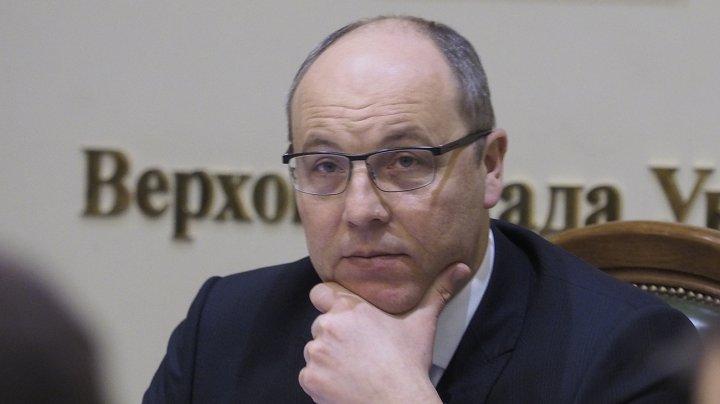 Спикер Верховной рады приехал на избирательный участок без паспорта