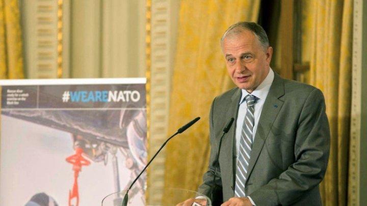 Мирча Джоанэ назначен заместителем генерального секретаря НАТО