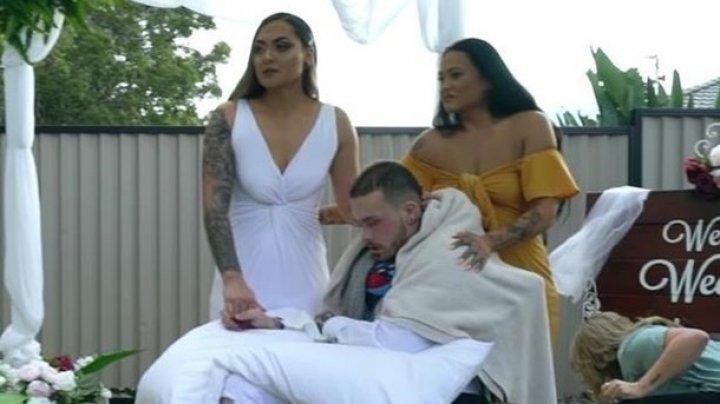 В Австралии супруг умер на следующий день после женитьбы