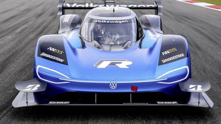 Электрокар от Volkswagen побил 20-летний рекорд