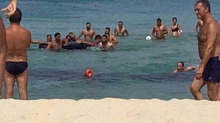 Олимпийский чемпион по плаванию спас утопающего на Сардинии