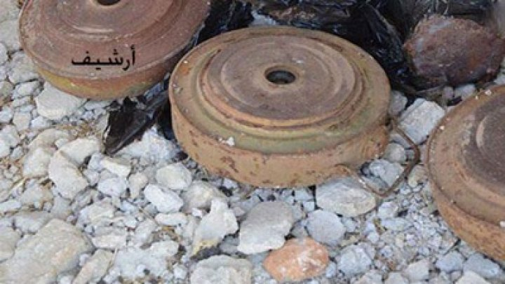 Семь детей погибло от взрыва мины в Сирии