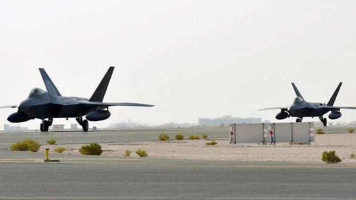 В небе Катара столкнулись два военных самолета
