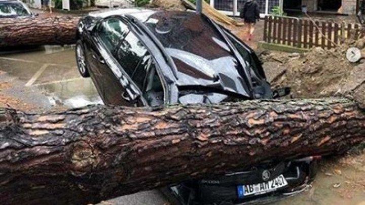 Италия разбирается с последствиями урагана на севере страны