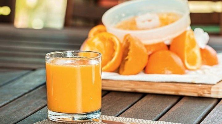 Исследование: Фруктовые соки увеличивают риск заболеть раком