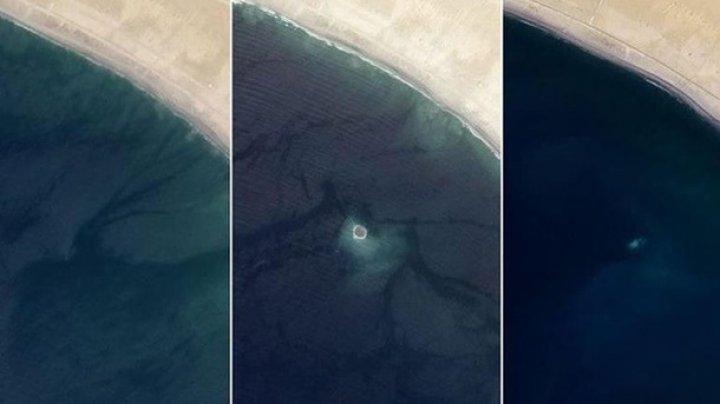 У пакистанского побережья исчез остров