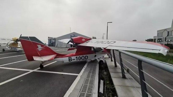 СМИ: В Китае подросток угнал два самолета (видео)