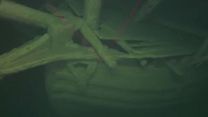 На дне Балтийского моря нашли таинственный древний корабль