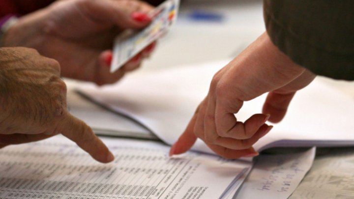 По просьбе депутатов-социалистов избирательный участок в Вулканештах работал сверхурочно