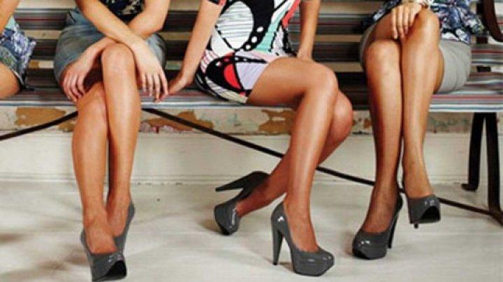 Эксперты: Привычка скрещивать ноги приводит к целлюлиту