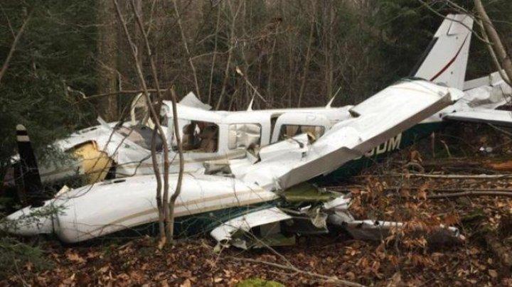 СМИ: на востоке Канады разбился небольшой самолет